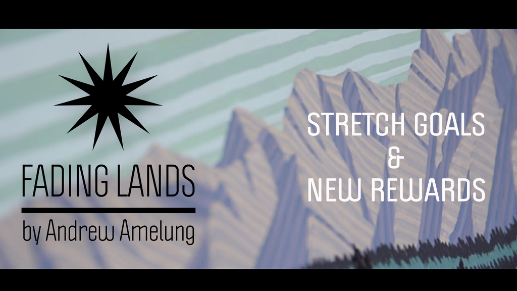 Fading Lands project video thumbnail