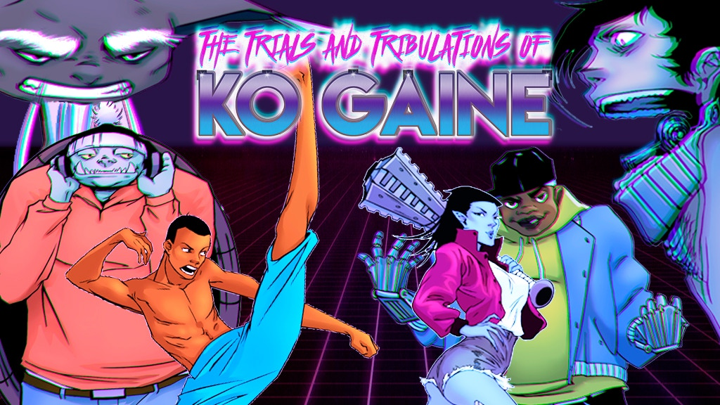 Ko Gaine project video thumbnail