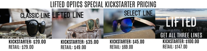 Kickstarter Special Pricing - Ends July 27th!