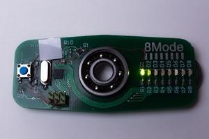 Prototype 2 - Circuit Board Spinner