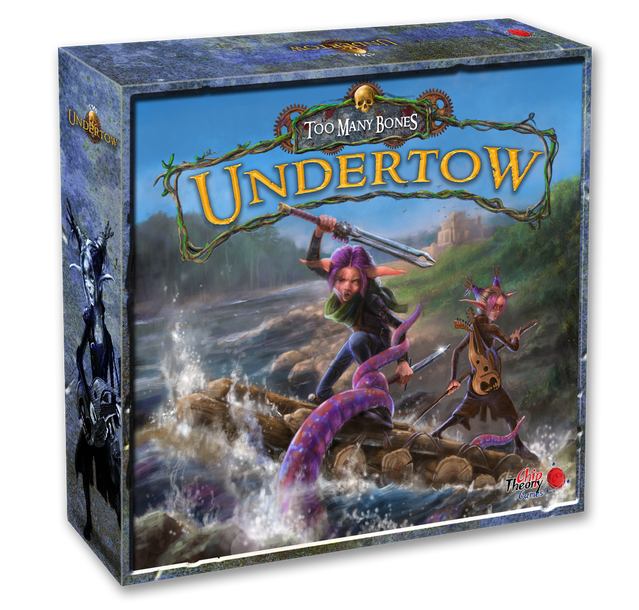 Image result for too many bones undertow