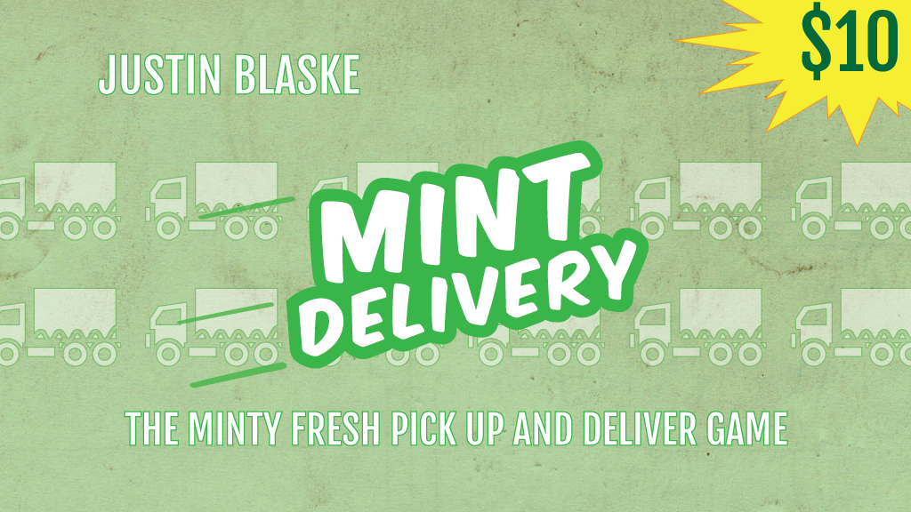 Mint Delivery - The minty fresh pick up and deliver game project video thumbnail