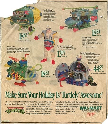 orginal sales advertisement