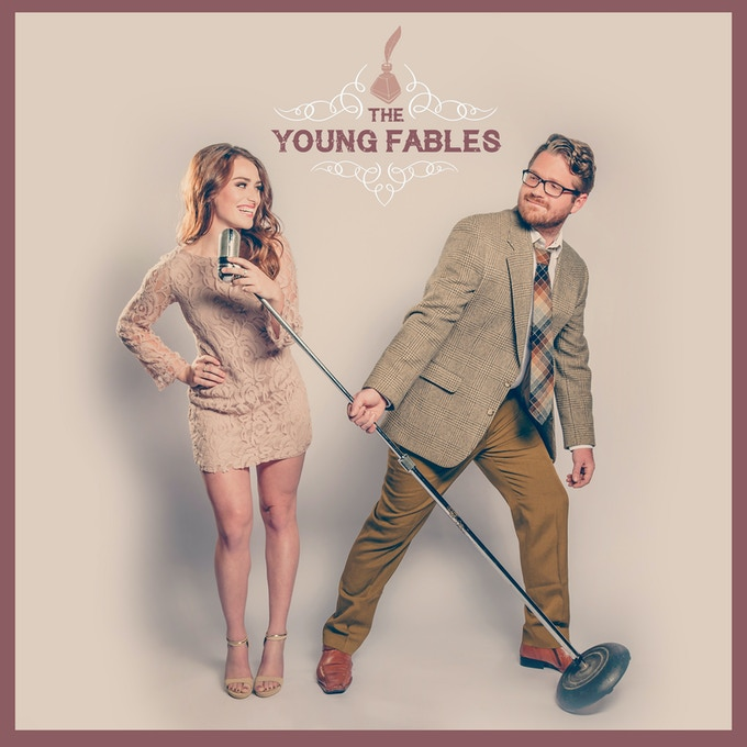 """THE YOUNG FABLES FULL LENGTH DEMO """"TWO"""""""
