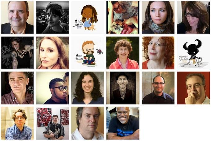 Kaleidocast Season  2 Authors