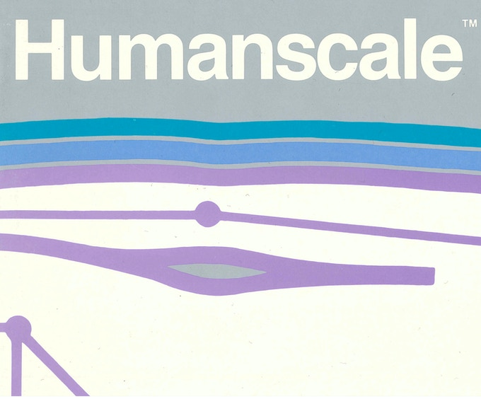 Humanscale 7/8/9 booklet cover