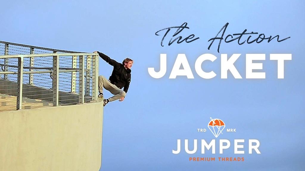 8cb79114d The Action Jacket by JUMPER Threads — Kickstarter