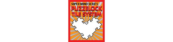 Nemo Rathwald's Puzzelock Interlocking Tile Design solves the #1 problem with tile-placement games!