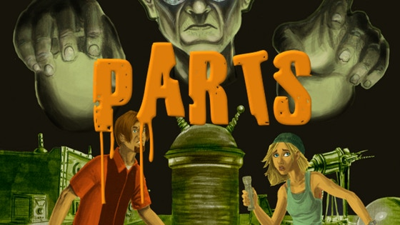 Parts: A Supernatural Adventure Comedy Novel Just for You