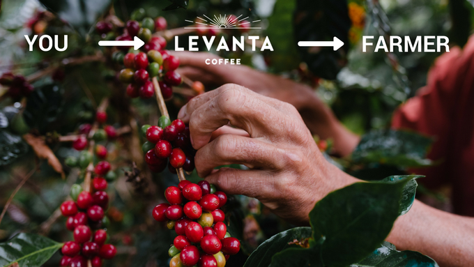 The Levanta Bonus model: 50% more.