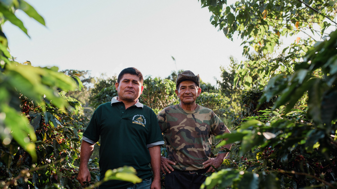 Daniel and his father manage their small farm located 90 minutes outside of Moyobamba, Peru
