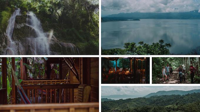 Come discover the beautiful Lake Yojoa region.