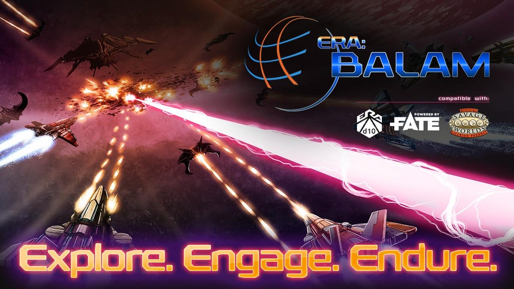 Jump in your Starfighter for Era: Balam - A Project Of Earth project video thumbnail