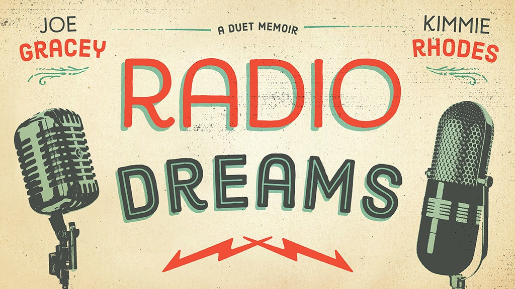 Radio Dreams Book & Audio Documentary project video thumbnail