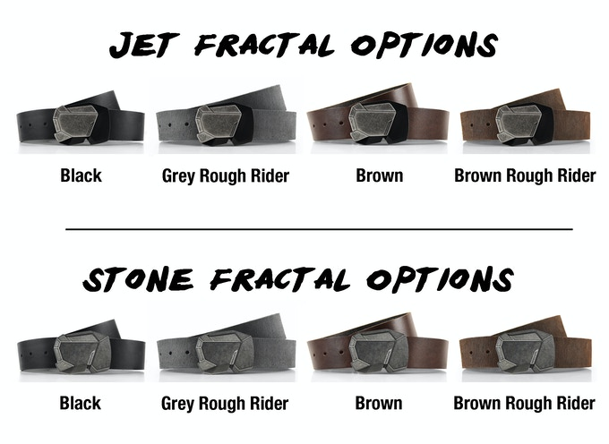 all buckle options
