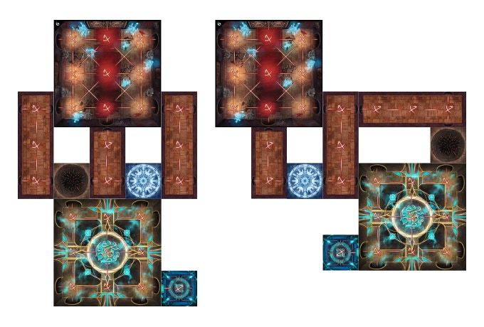 Reconstruct the map to make your own Citadel