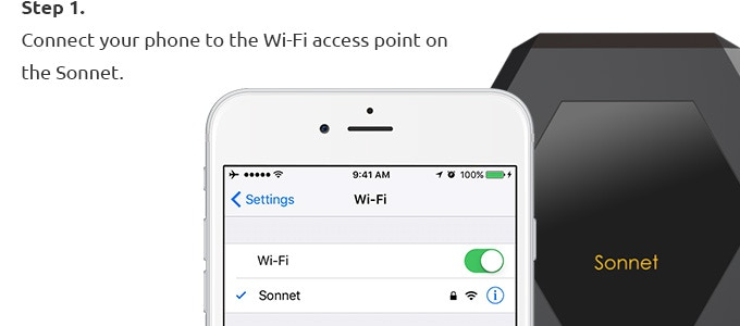 Sonnet: World's Most Advanced Off-Grid Mobile Mesh Network by Sonnet