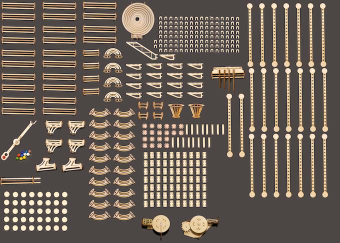 Assembled Parts