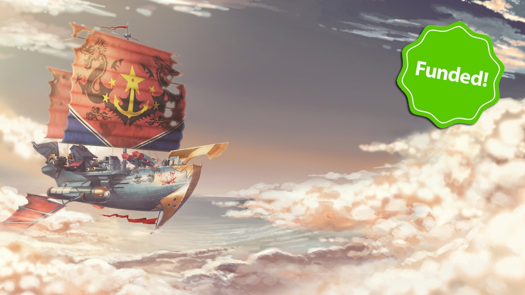 Avertigos- A 3D Boardgame with Flying Sail-Ship Miniatures project video thumbnail
