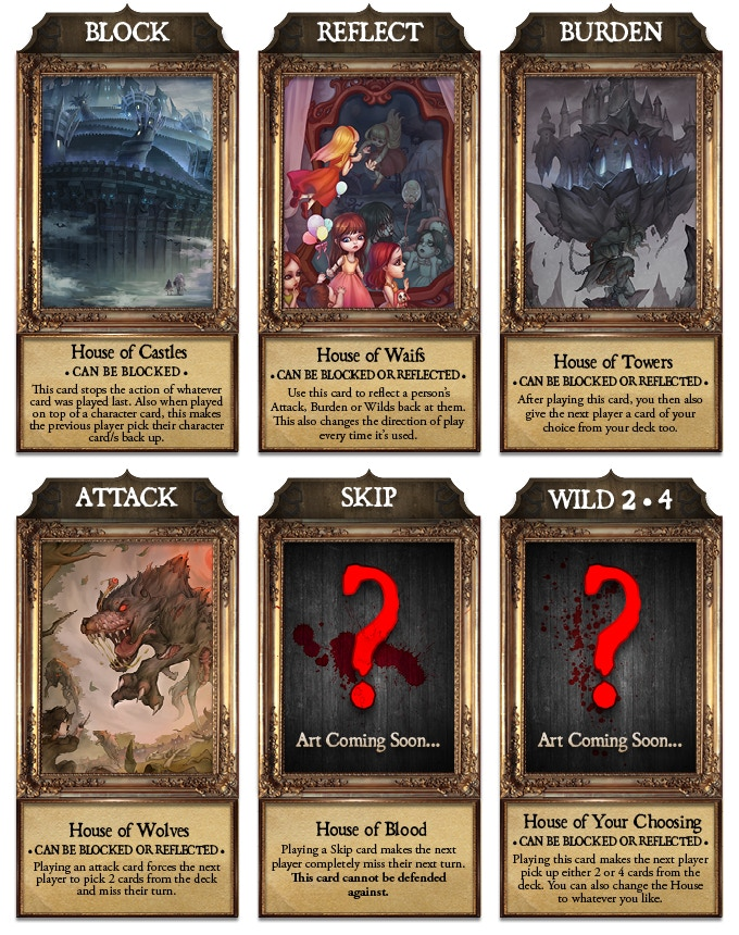 OOTW Action Cards