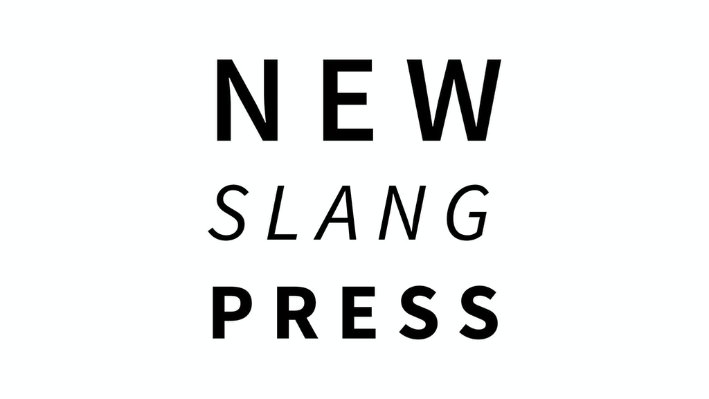 New Slang - An Illustrated Collective project video thumbnail