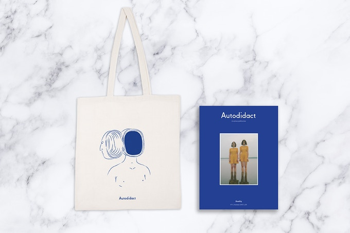 £35 Issue One + Heavyweight Canvas Bag