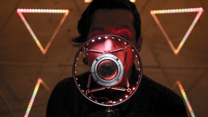 Ear Trumpet Labs LED Microphone