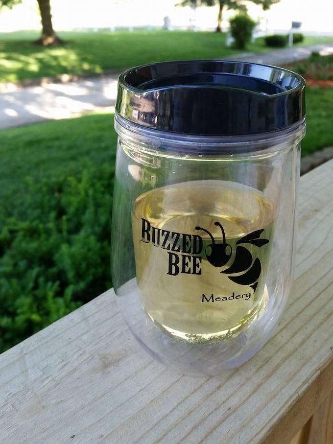 Buzzed Bee Meadery Tumbler