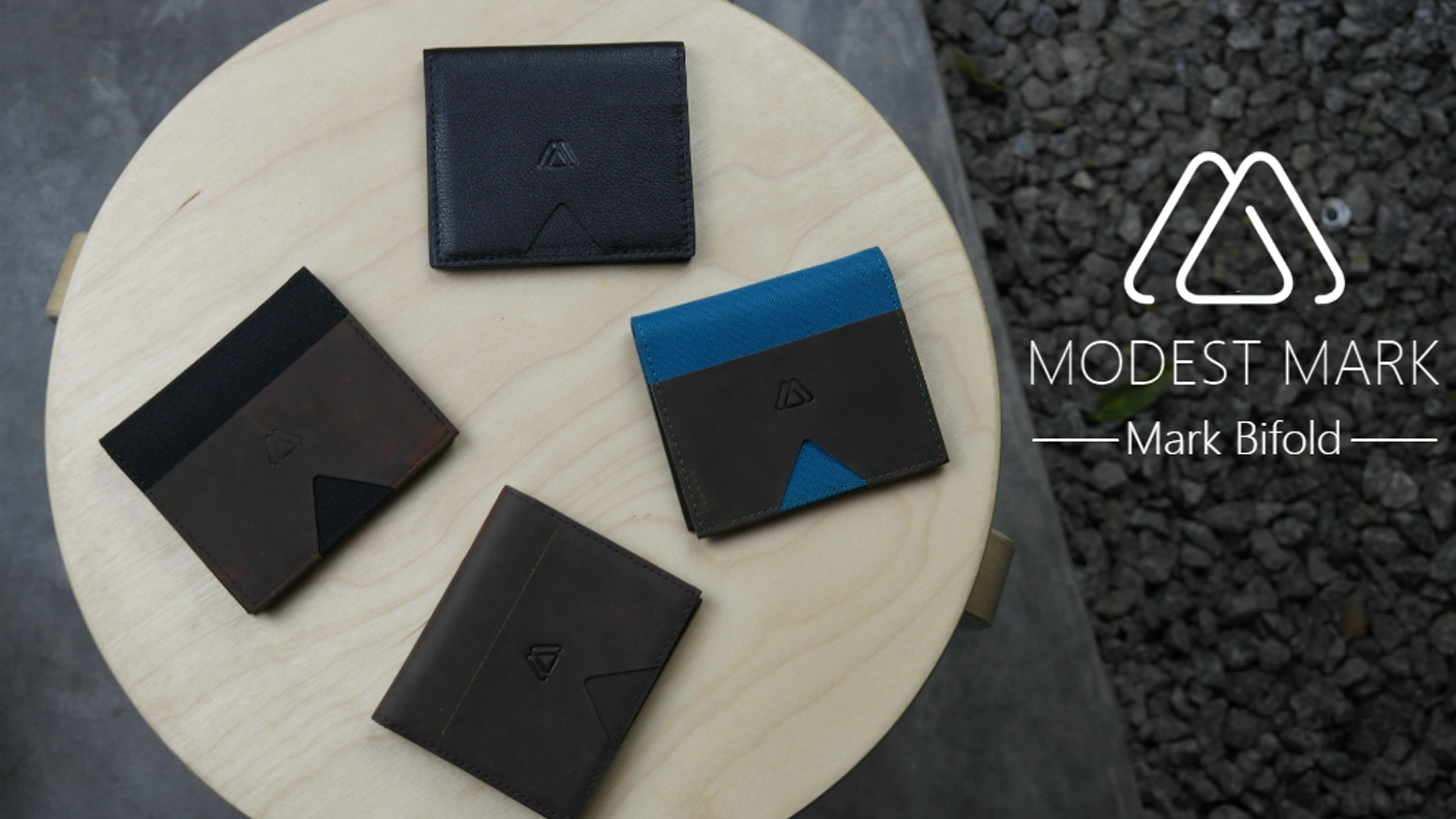 Classic bifold reinvented. Essential features all packed in one premium wallet with one sided RFID protection, at an affordable price.