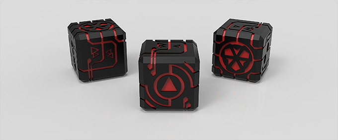 Unlocked: Black Anodized(red)