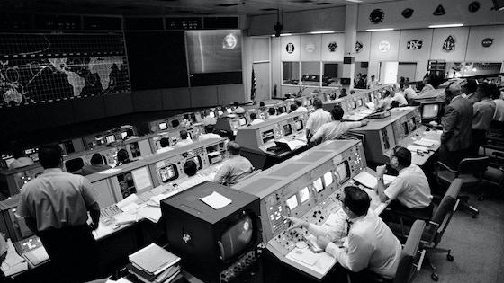 Restore Historic Mission Control