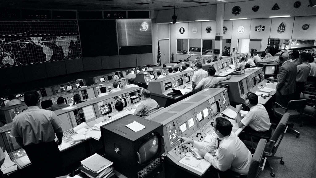 Restore Historic Mission Control project video thumbnail