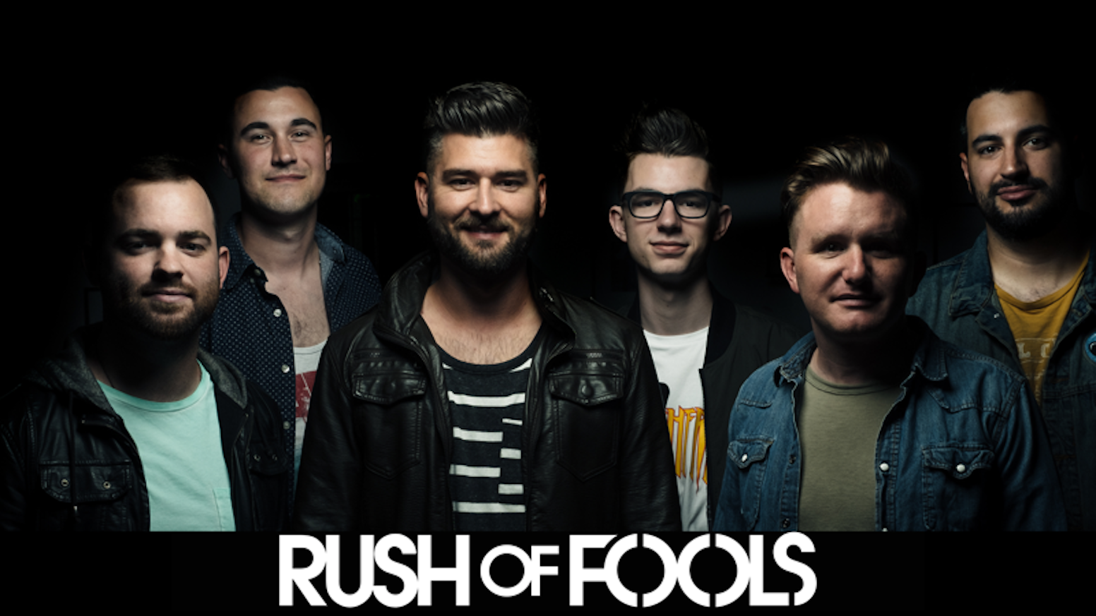 New Music, Videos & Fan Experience From Rush of Fools by Gresham ...