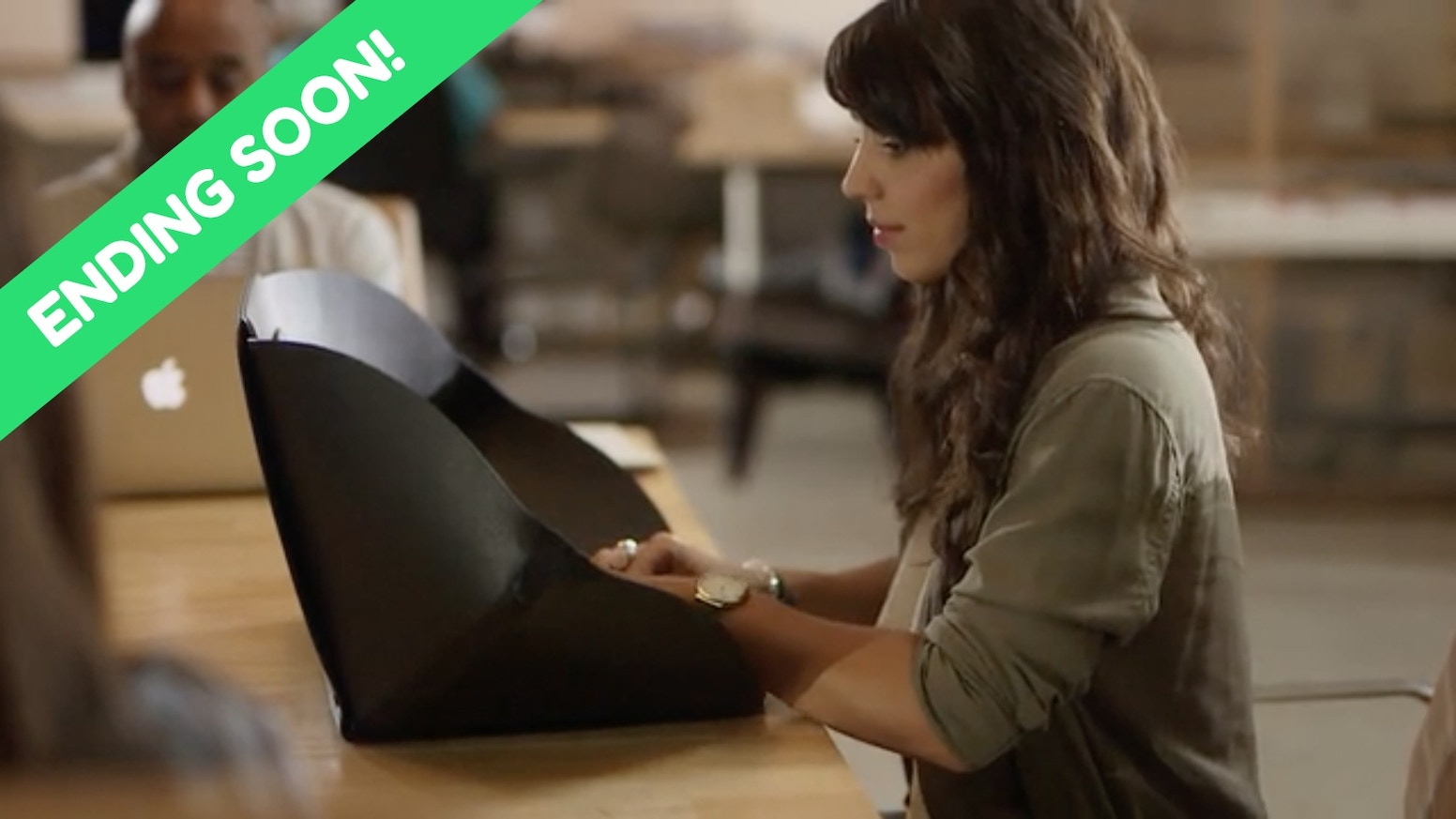 Transform your personal space into a private workstation, instantly.