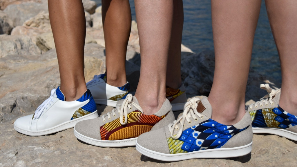 WIBES - Trendy and Ethical Shoes With Authentic African Wax project video thumbnail