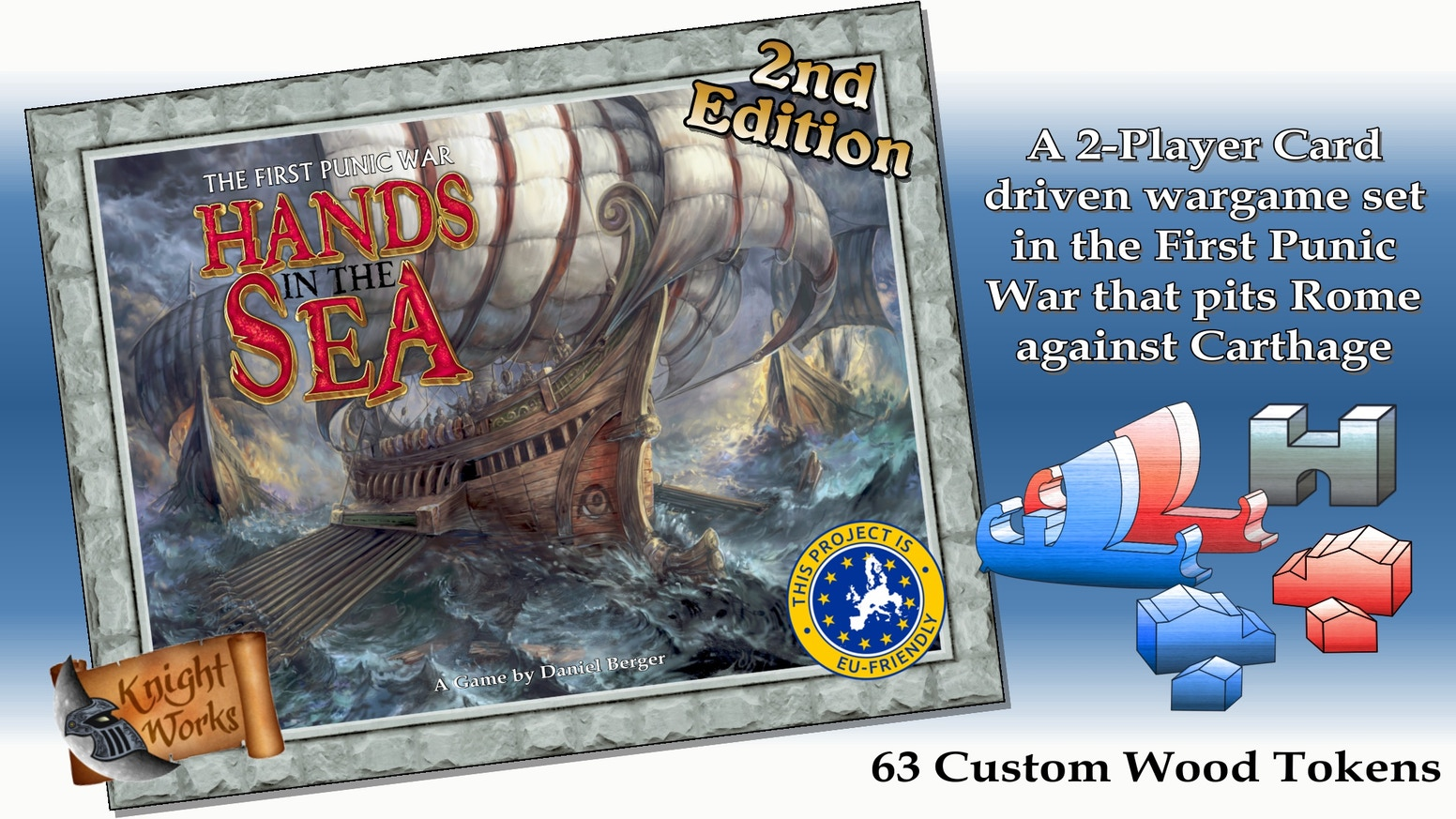 Hands In The Sea 2nd Edition By Knight Works Kickstarter Circuitboardpictureframe4x6customjpg Did You Miss Kickstarterno Worries For A Limited Time Can