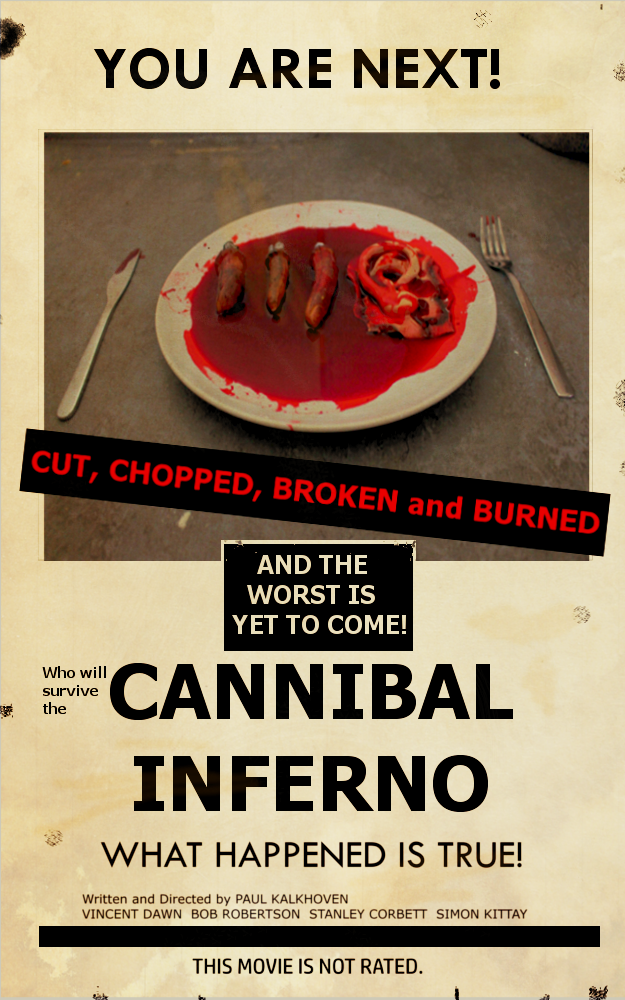 When A Group Of Students Are Captured By Cannibal They Met Through An Online Forum The Peer Pressured Loner Must Not Only Avoid Being Eaten