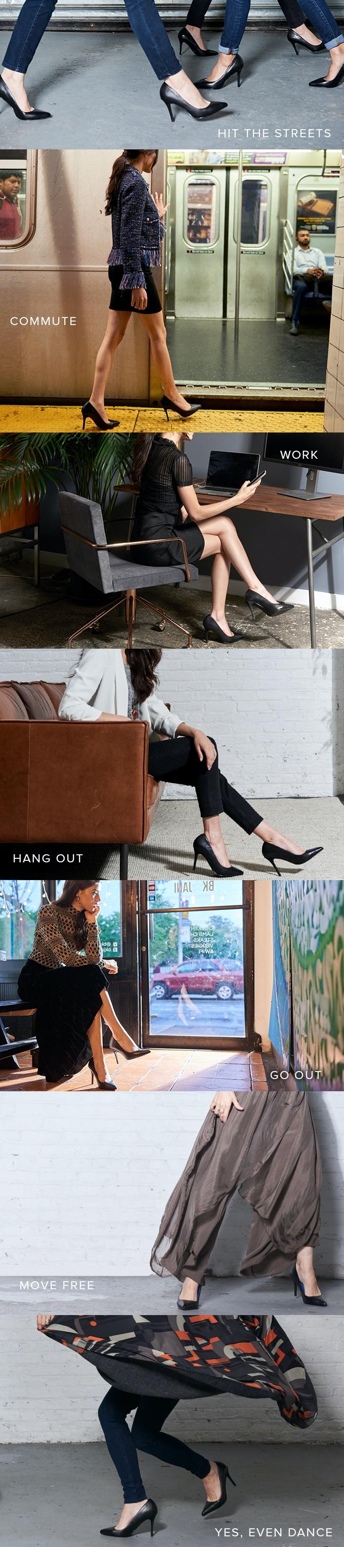 3245dba7faf High-Tech Heels   Flats that Feel Like Sneakers Inside by Antonia ...