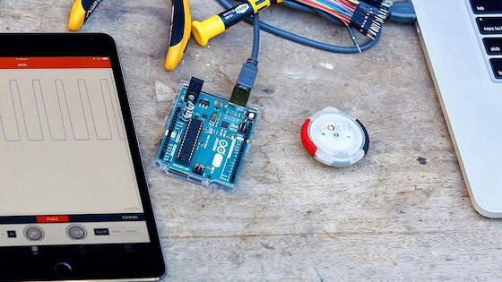 A Multimeter, Oscilloscope & Logger that Fits in Your Pocket
