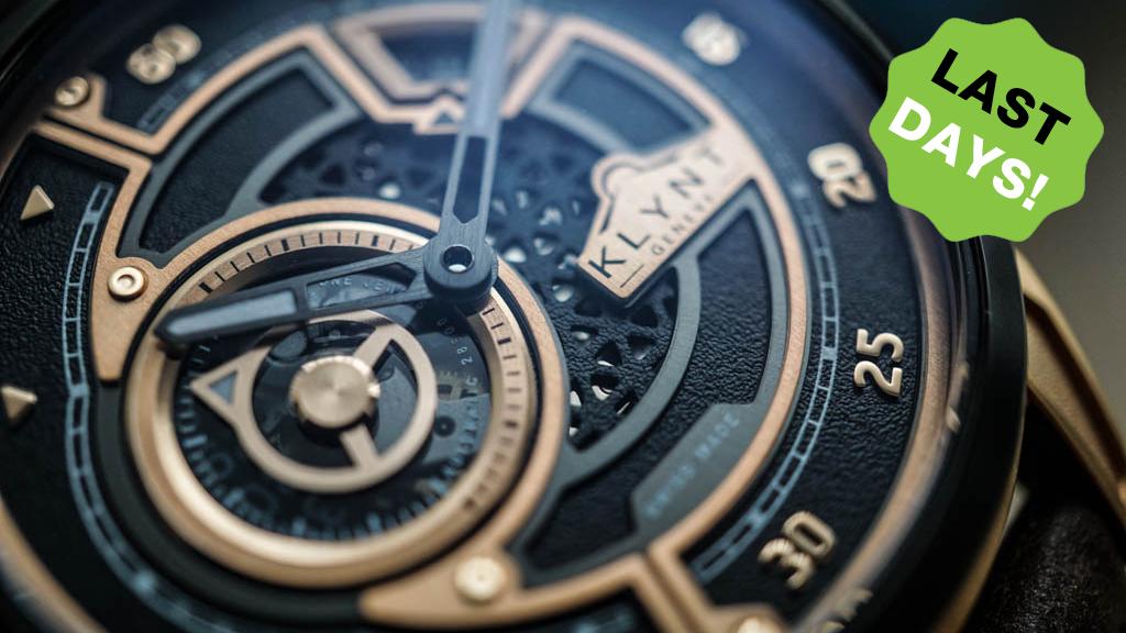 KLYNT Genève - Modern Fine Watches project video thumbnail