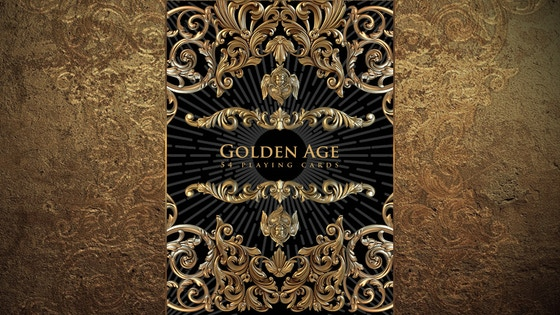 Golden Age Playing Cards (Canceled)