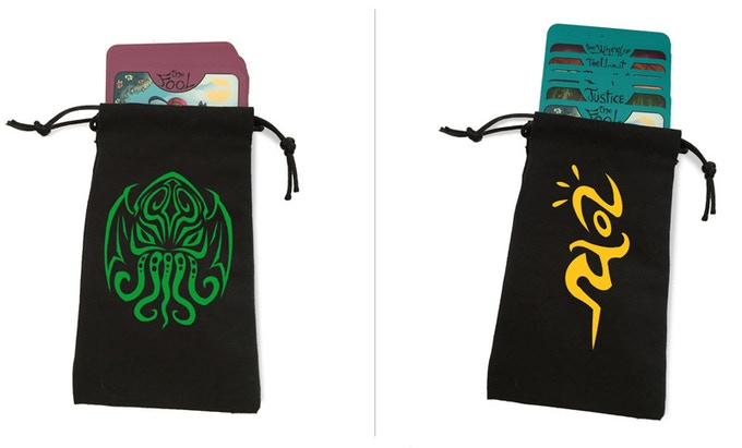 customized travel bags for your Tarot cards