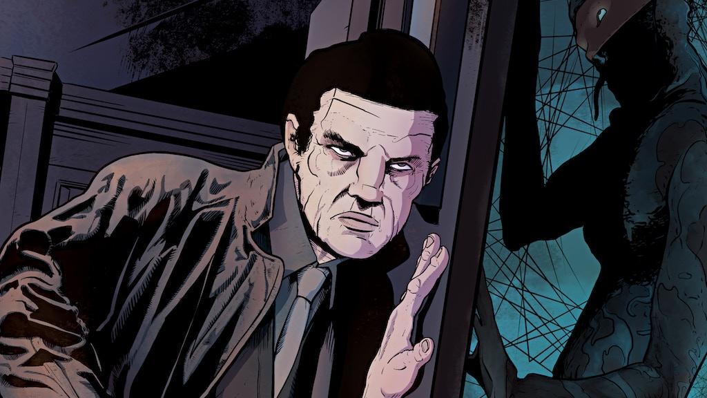 CORSAIR: A New Madius Horror Comic project video thumbnail