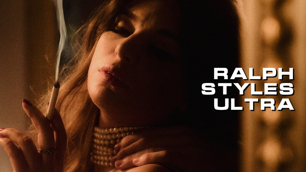 Ralph Styles Ultra – a surreal short film project video thumbnail