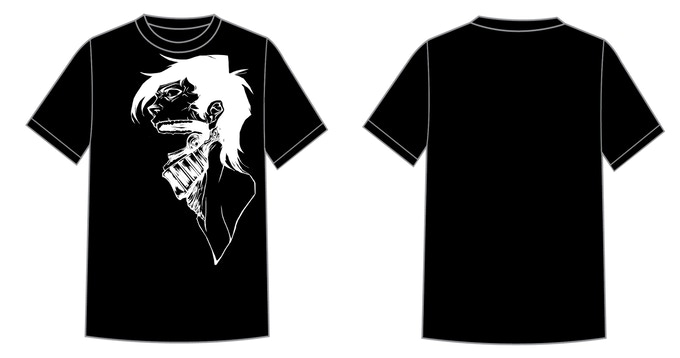 Shirt mock-up