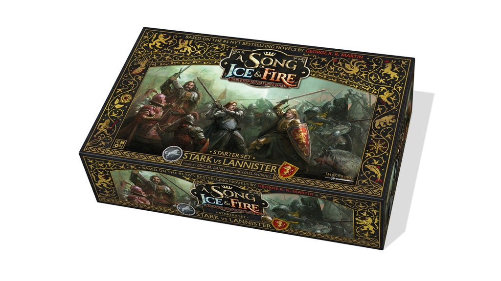 A Song of Ice & Fire: Tabletop Miniatures Game project video thumbnail
