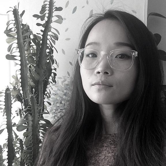 our Producer, Gwendolyn Kim