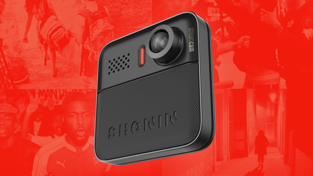 Shonin Streamcam Wearable Camera project video thumbnail