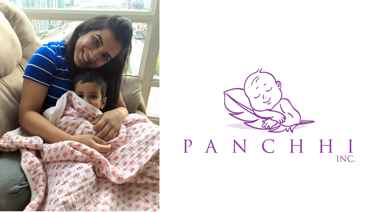 Panchhi: Herb enriched organic linens for our little ones