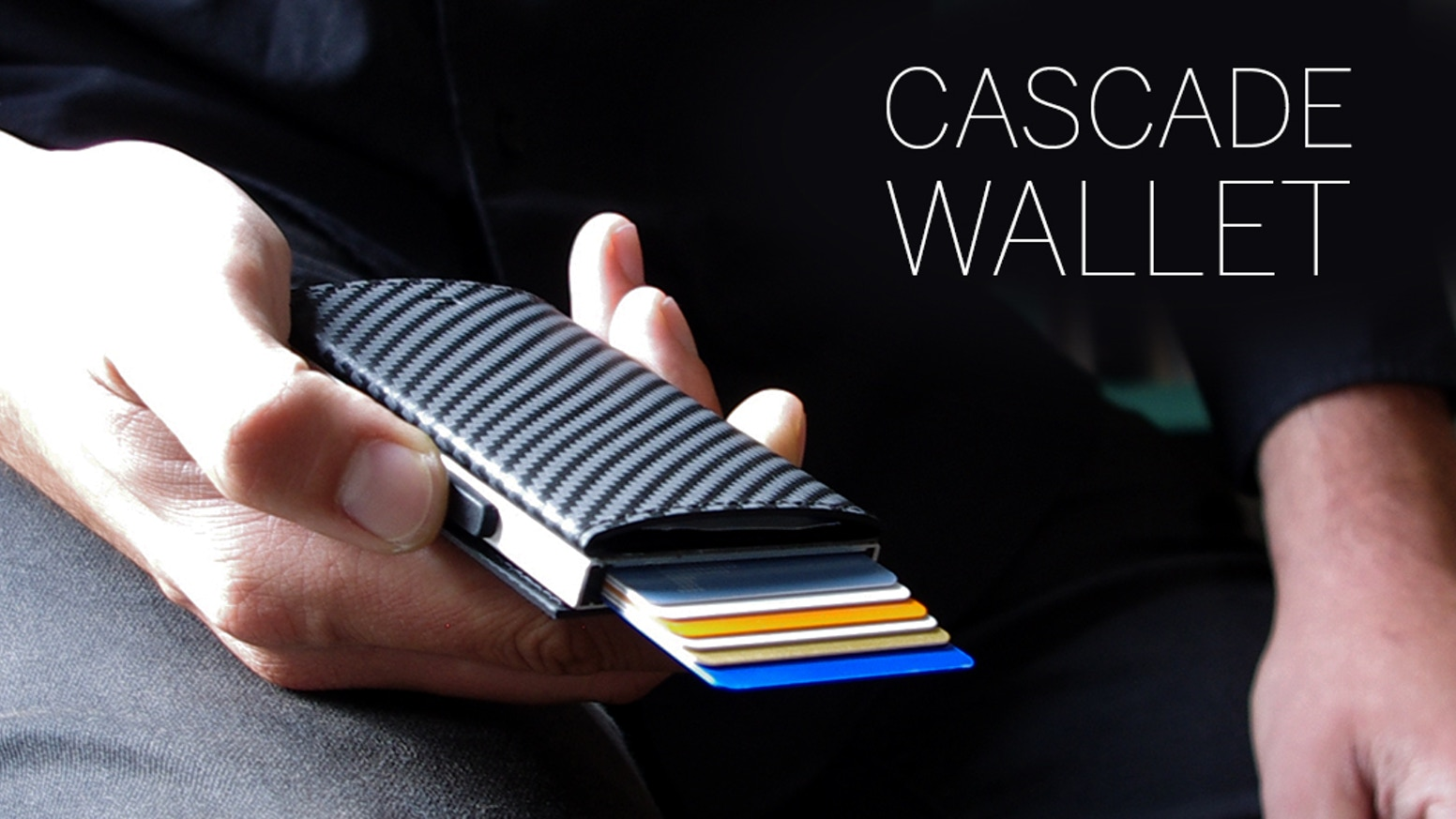 The most effective way to access your wallet. Designed for those who want maximum capacity and minimum size.